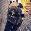 กระเป๋าเป้เล็ก สี ฺBlack thumbnail 3