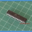 1x ไอซี ATMEGA328P-PU พร้อม Arduino UNO R3 Bootloader ATMEL thumbnail 2
