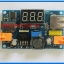 1x LM2596 DC-to-DC Step down (Buck) Converter With Volt meter USB port Output thumbnail 1