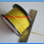 1x Cable Wire AWG#26 Length 1 meter Yellow color thumbnail 3
