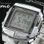 นาฬิกาคู่ นาฬิกาคู่รัก Casio DATA BANK thumbnail 3