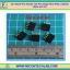 5x Female Pin Header 1x4 Pin Single Row Pitch 2.54mm (5pcs per lot) thumbnail 1