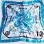 ผ้าพันคอผ้าซาติน Blue Tone thumbnail 1