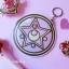 เลือกลายด้านในค่ะ กระเป๋าใส่เหรีญ Magical Girl BG0014 thumbnail 4
