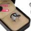 แหวนเพชร ประดับ เพชรCZ แหวนดีไซน์เก๋ไก๋ แบบหรูหรา สง่างาม ทันสมัย ใส่ออกงานดูโดดเด่นสดุดตา ใส่ได้ทุกโอกาส thumbnail 2